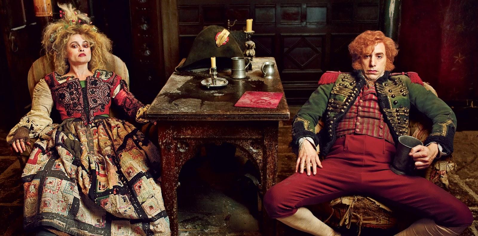 Dante Rants Theater Whore Les Miserables