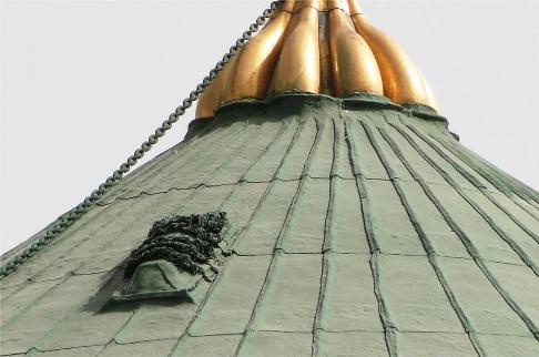 Inilah Misteri Kenapa Ada Mayat di Atas Kubah Masjid Nabawi
