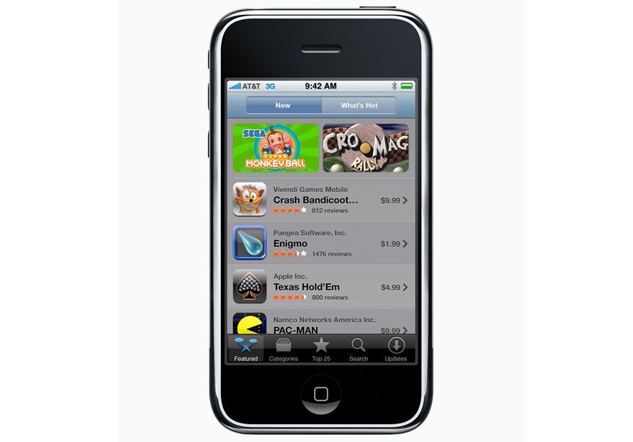 果粉們!快來祝 App Store 10 歲生日快樂