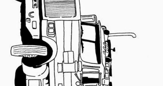 malvorlage rennauto einfach