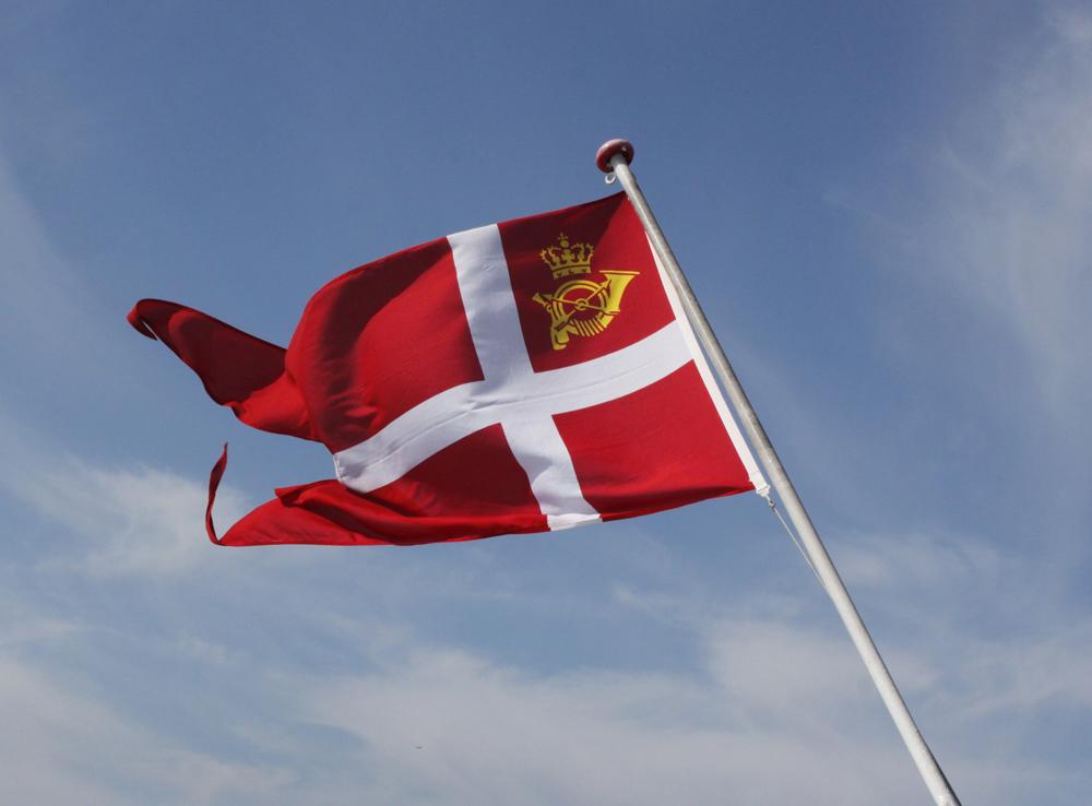 Tanska - Hääturistien ja meidän Ærø 1