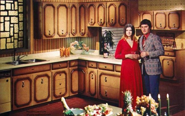 Cozinhas dos Anos 70  Design Innova