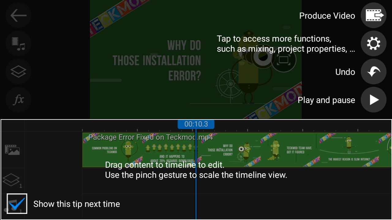 CyberLink PowerDirector pro Video Editor Latest mod Unlocked