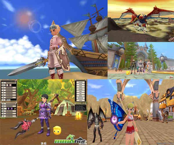 jogo de fantasia online multiplayer mmorpg
