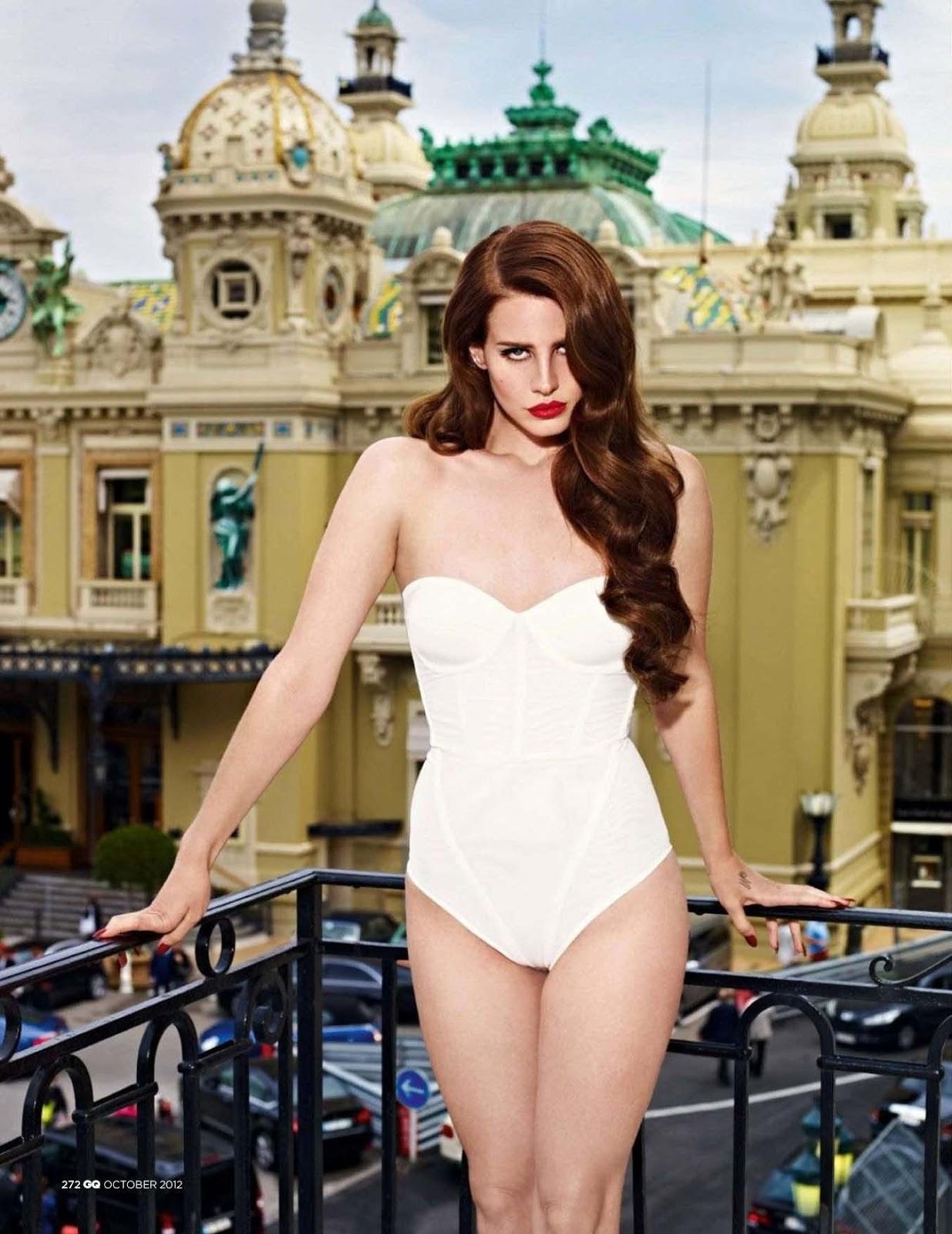 Lana Del Rey By Chris Nicholls For Fashion Magazine: R2D3 Celebscon