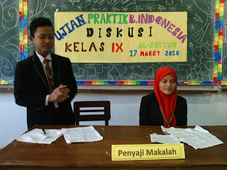 Praktek Diskusi Bhs Indonesia