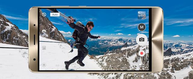 ASUS ZenFone 3 Deluxe, Smartphone Berkapasitas RAM Besar dengan Desain Full Metal Body