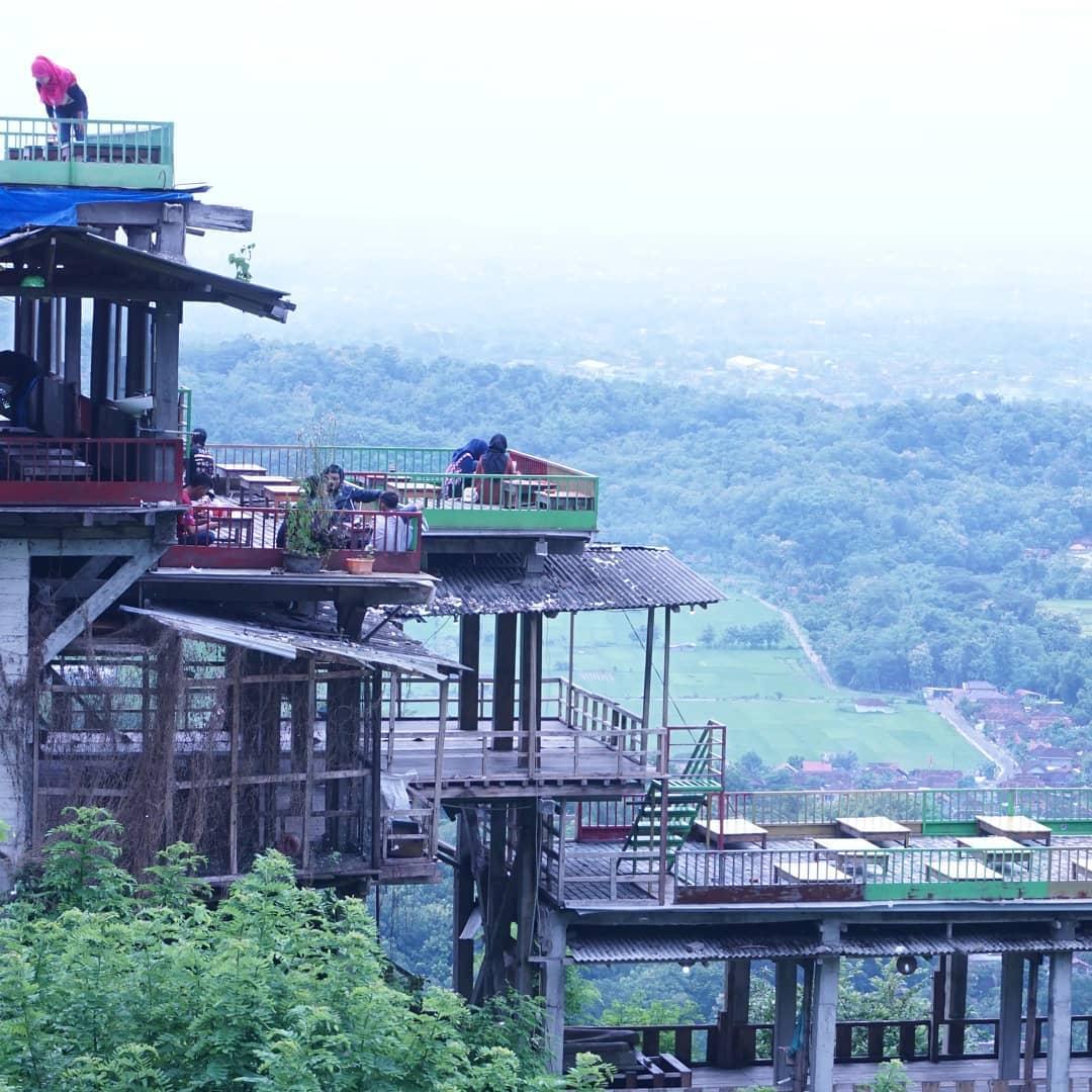 Harga Tiket Masuk Wisata Malam Bukit Bintang Gunung Kidul