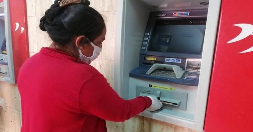 Evalúan ampliar entrega de bonos a hogares vulnerables afectados por la pandemia del coronavirus