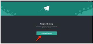 Begini Cara Instal dan Menggunakan Telegram Di PC Atau Mac