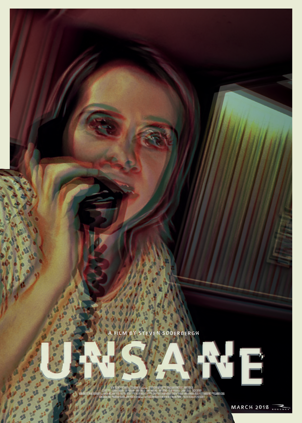 Film Review Unsane 2018