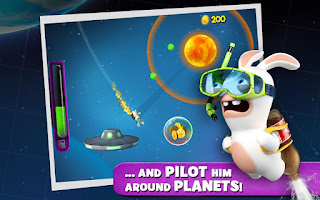 Rabbids Big Bang MOD v2.2.1 Apk (Unlimited Money) Terbaru 2016 3