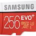 Samsung introduceert microSD-kaart met 256 GB opslagruimte