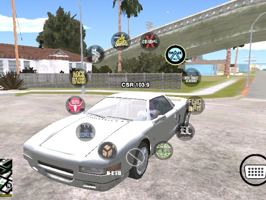 GTA V Radio Hud Mod Android rizky aldi game mods