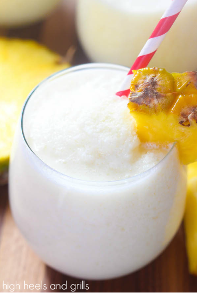 VIRGIN PINA COLADA #drink #fresdrink