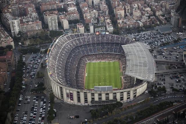 El Camp Nou también referencia en el turismo de congresos