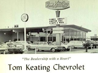 Annualmobiles Tom Keating Chevrolet