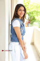 Telugu Actress Lavanya Tripathi Latest Pos in Denim Jeans and Jacket  0091.JPG