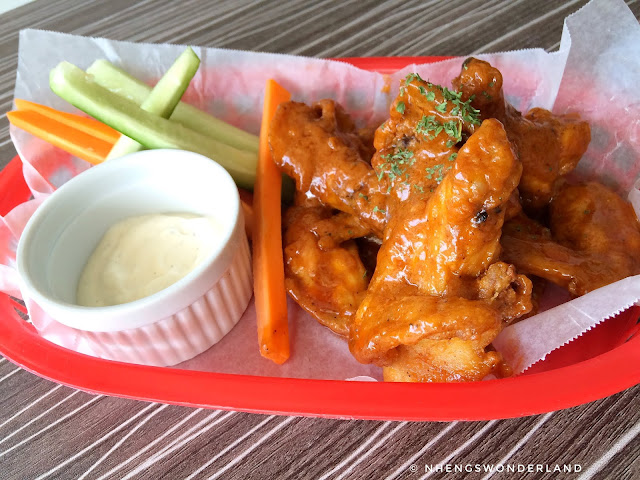 Buffalo Wings - Eddieboy's Kitchen