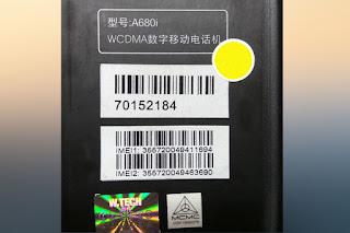 cara flash Lenovo A805i dengan sp flashtool