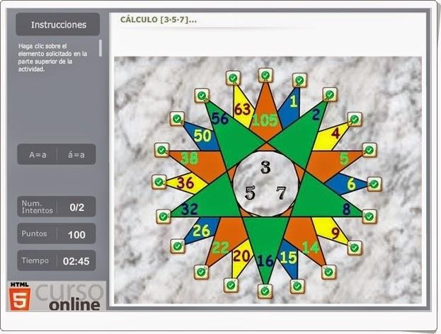 http://juegoseducativosonlinegratis.blogspot.com.es/2013/01/la-estrella-de-los-numeros.html