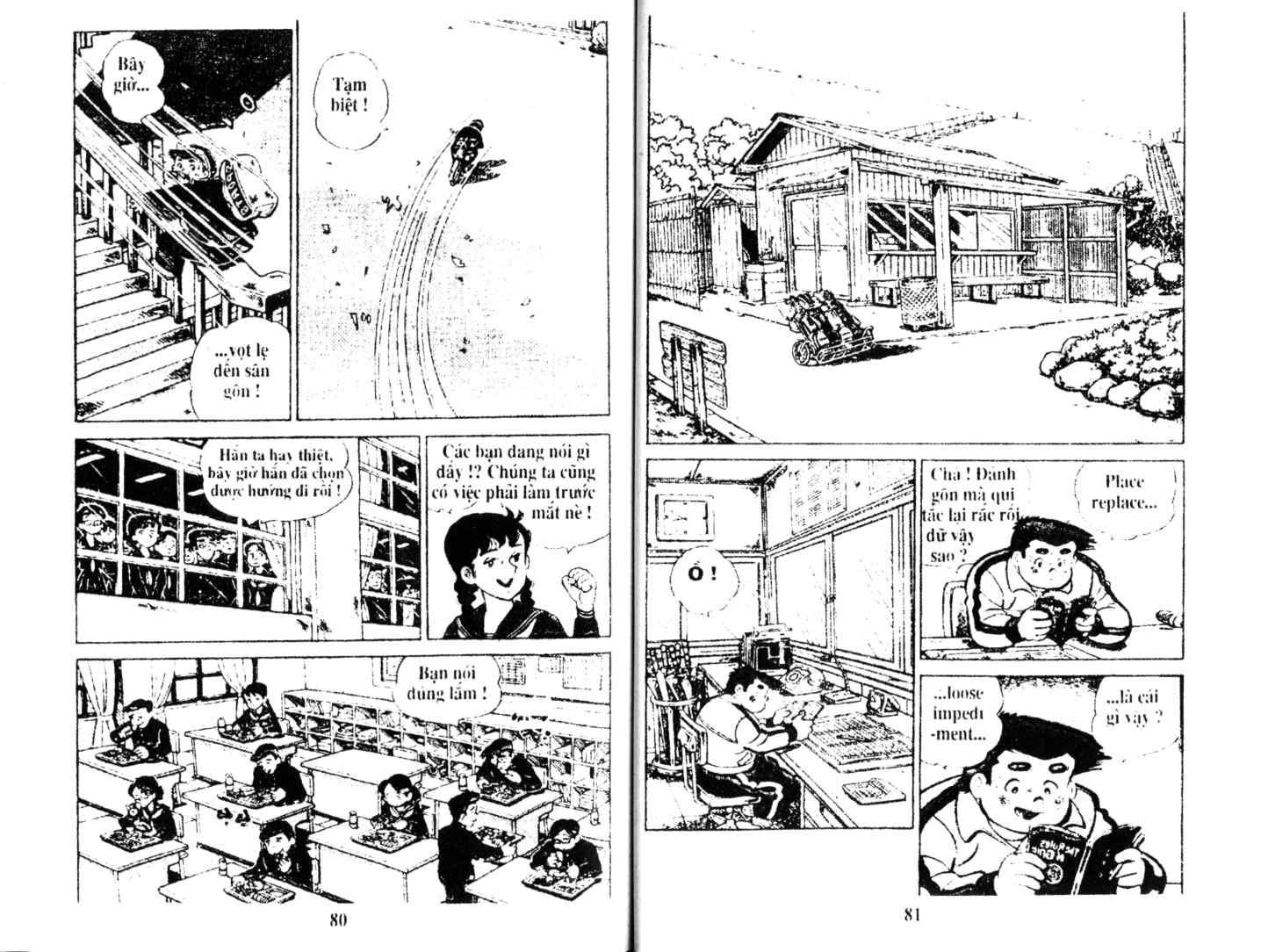 Ashita Tenki ni Naare chapter 10 trang 39