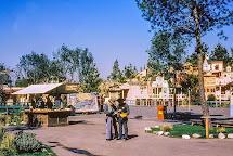 Disneyland Frontierland In 1957