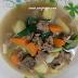 Stew Daging Paling Mudah Dan Ringkas