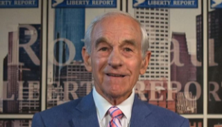 """Ron Paul: """"The Fed's Massive Bubble Is Creating A World Of Economic Pain"""