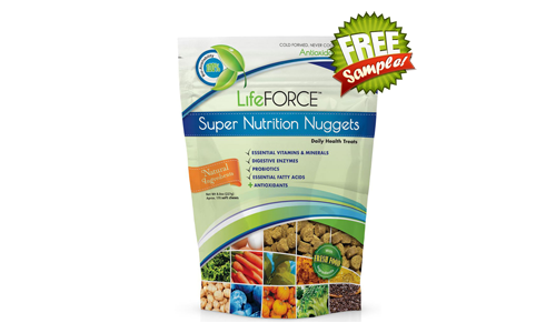 FREE LifeFORCE Super Nutrition Nuggets Sample, FREE Sample of LifeFORCE Super Nutrition Nuggets, LifeFORCE Super Nutrition Nuggets FREE Sample, LifeFORCE Super Nutrition Nuggets, FREE Dog & Cat LifeFORCE Super Nutrition Nuggets Sample, FREE Sample of Dog & Cat LifeFORCE Super Nutrition Nuggets, Dog & Cat LifeFORCE Super Nutrition Nuggets FREE Sample, Dog & Cat LifeFORCE Super Nutrition Nuggets
