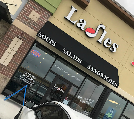 Restaurant Review: Ladles - Oakley, OH