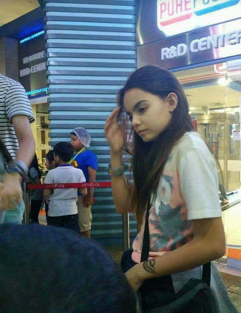 MUST SEE: Cara Delevingne Lookalike Spotted at Kidzania in the Philippines!