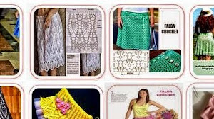 Colección de patrones de faldas - 16 modelos