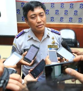 (Plt) Kepala Dinas Perhubungan Surabaya, Irvan Wahyu Drajat