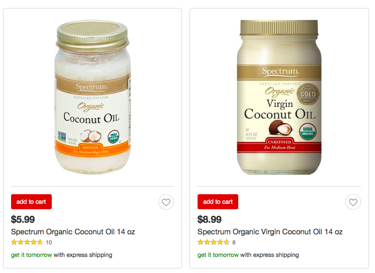 Louana coconut oil printable coupon
