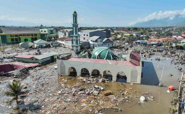 Indonesia Earthquake And Tsunami: Over 800 Dead And Toll May Rise