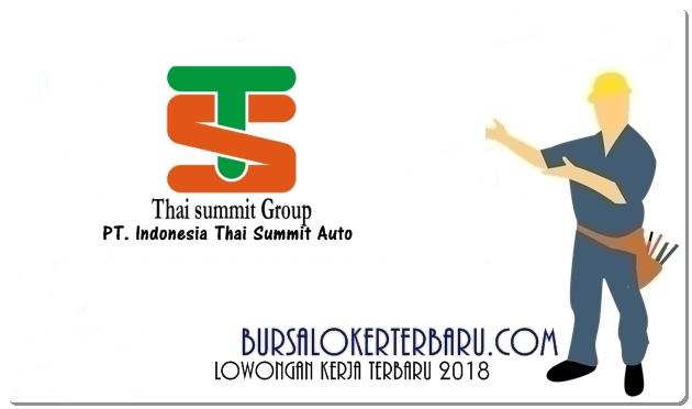PT. Indonesia Thai Summit Auto