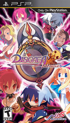 Disgaea Interplanetary Space Psp Iso Ppsspp Gratis Download