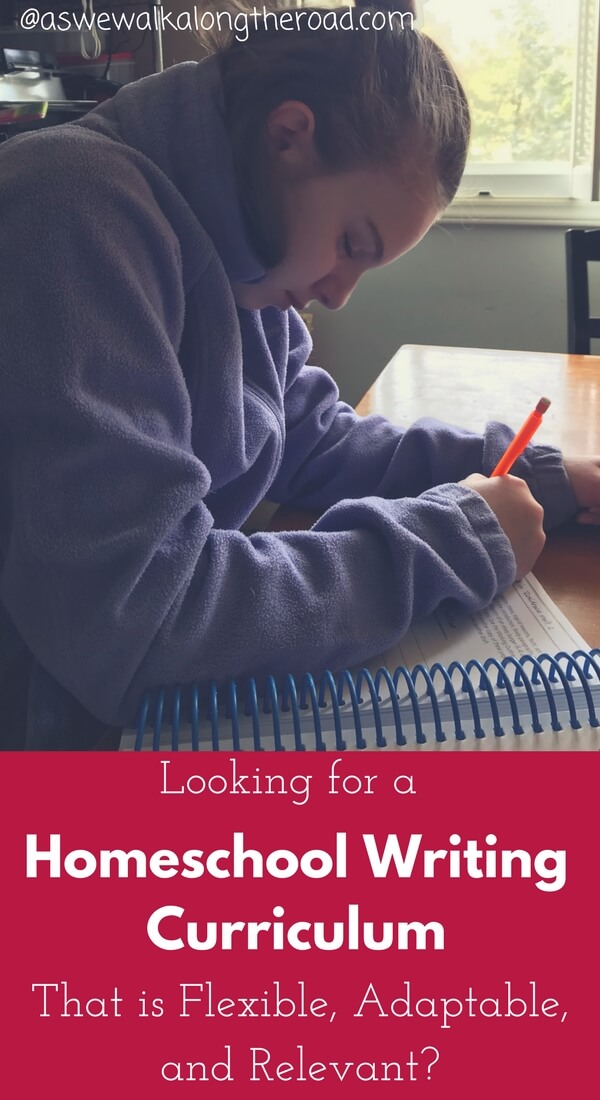 Homeschool writing curriculum review