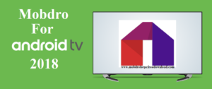 Mobdro for Android TV