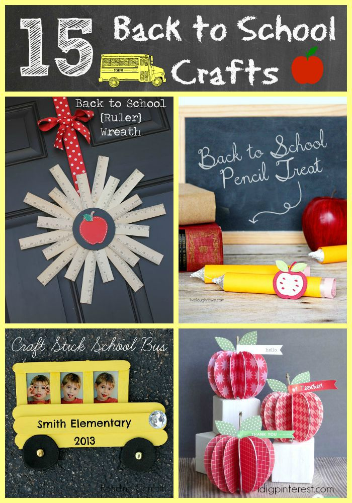 School Crafts Images - Reverse Search