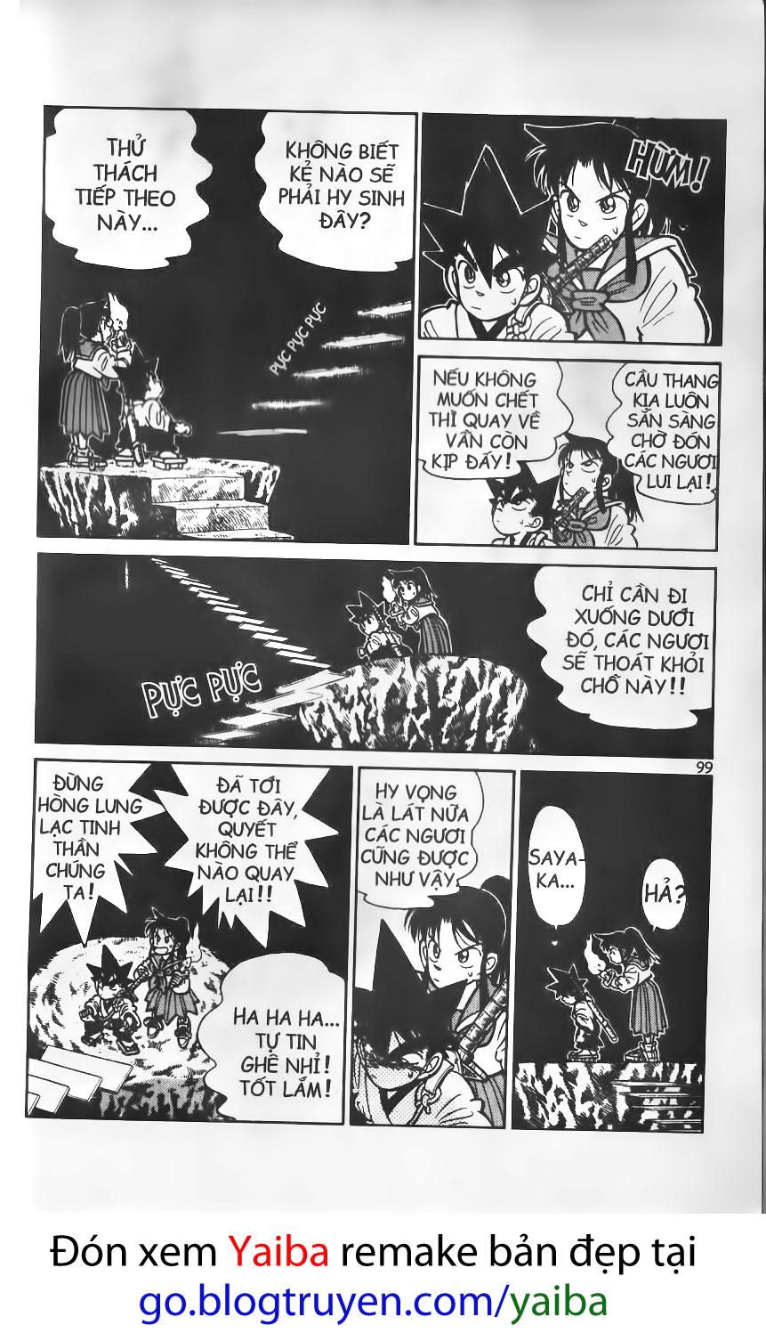 Yaiba chap 116 trang 8