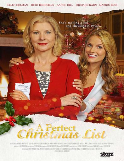 Ver La lista perfecta de navidad (2014) Online
