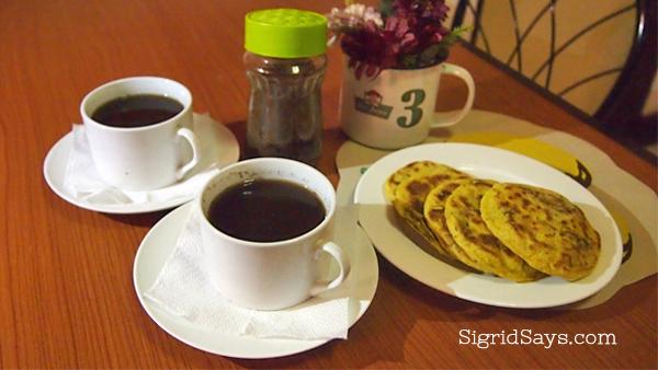 Sara-sara rice coffee
