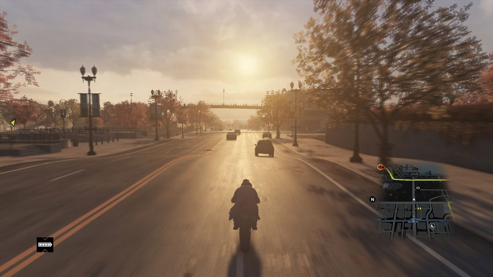 Sake Gaming: Watchdogs screenshots and a graphics comparison