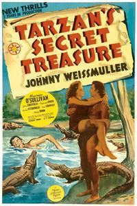 Watch Tarzan's Secret Treasure Online Free in HD