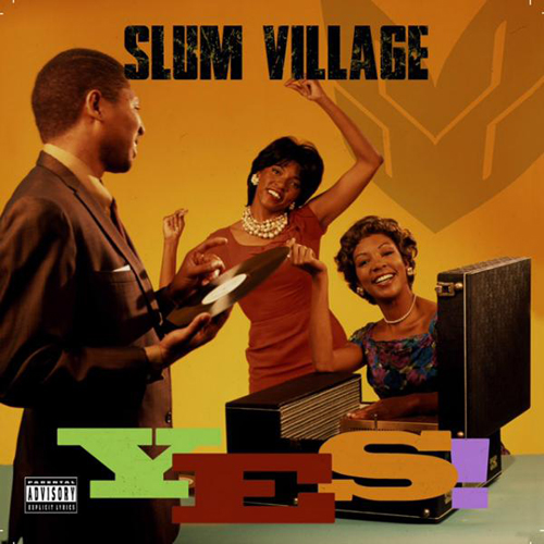 "Slum Village - ""Tear It Down"" f. Jon Connor (prod. J Dilla)"