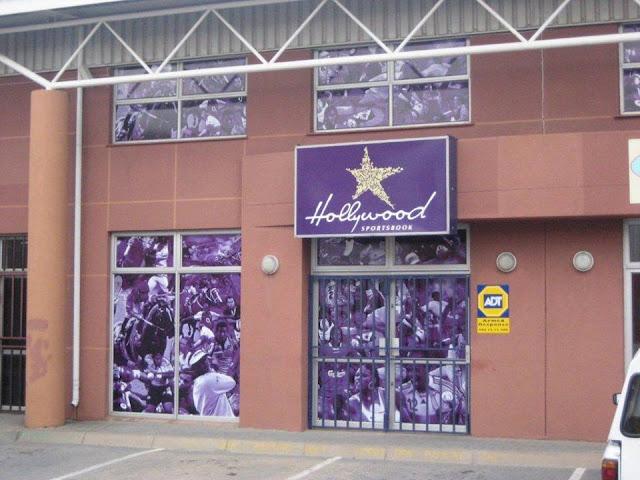 Hollywoodbets Boksburg - Gauteng - Entrance