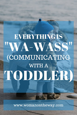 Communicating with a toddler