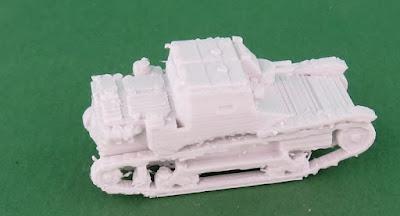 Carro Armato L3 Tankette picture 6
